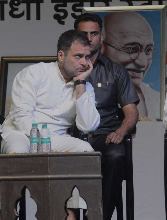 Rahul to PM: Happy World Theatre Day