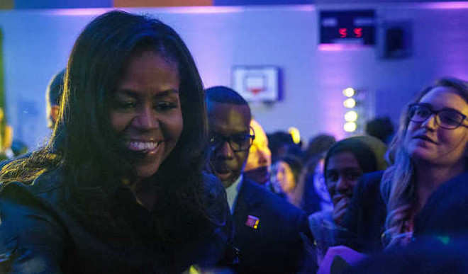 Michelle Obama's 'Becoming' Sells 10M Copies