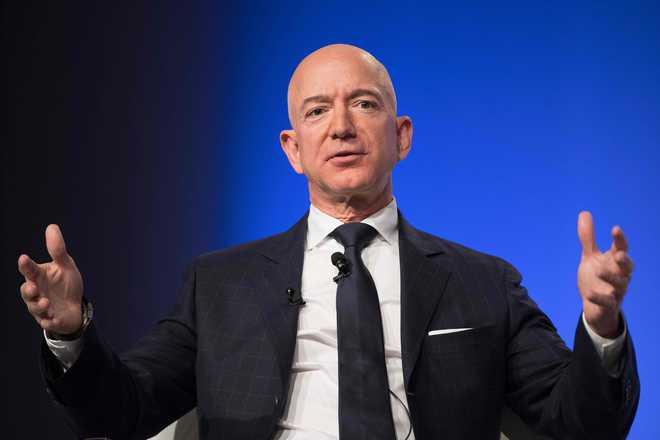 'Amazon CEO's Phone Hacked By Saudi Authorities'