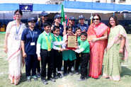 BHS Mukundapur's 1st annual sports meet