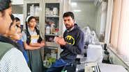 A Sneak Peek Into Biology Labs At NCCS