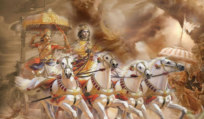 Mahabharata In Indic Arts