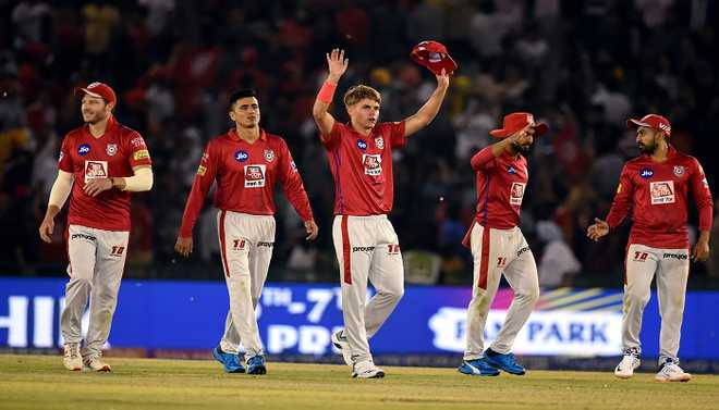Curran Claims 1st Hat-trick Of IPL 2019