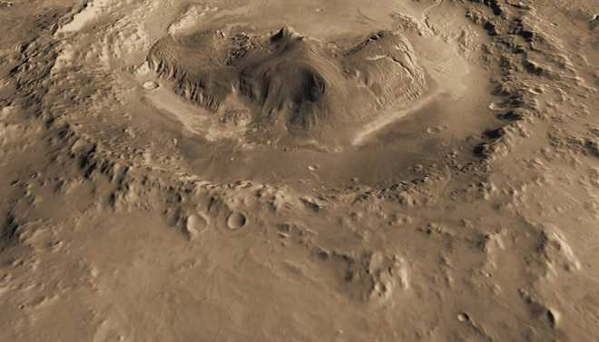Why Is Mars So Gassy