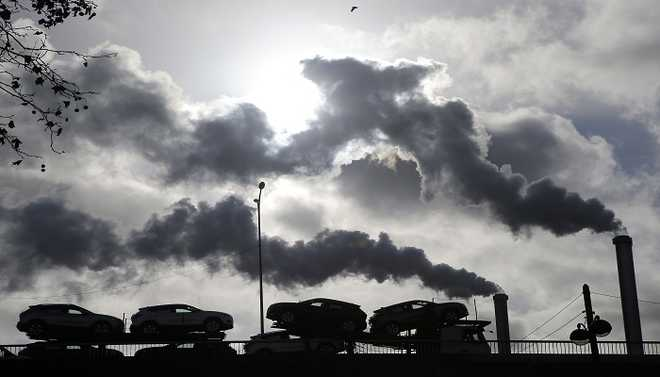 CO2 Levels Hit Record High In 3mn Years