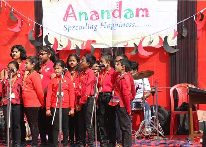 Anandam@Mahadevi Birla World Academy