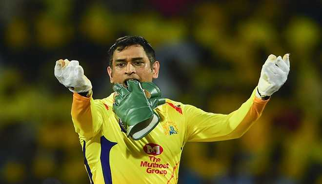 Dhoni Unhappy With Chennai Pitch
