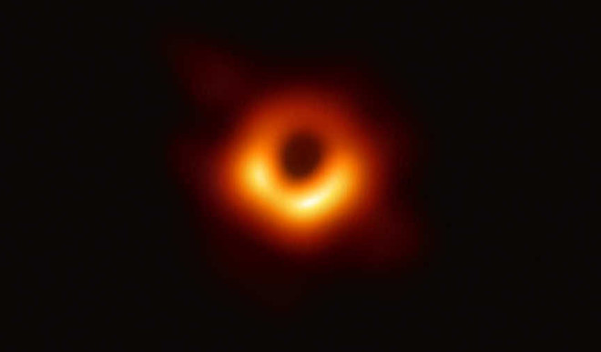 Blackhole's 1st Image Marks 'Huge Breakthrough For Humanity'