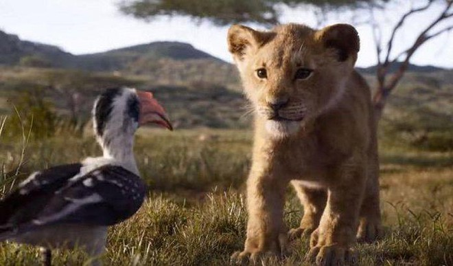 The Trailer Of The Lion King Is Here