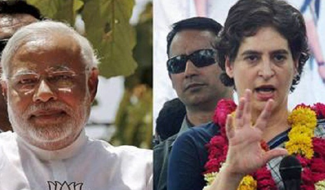 Is It Modi Versus Priyanka In Varanasi?