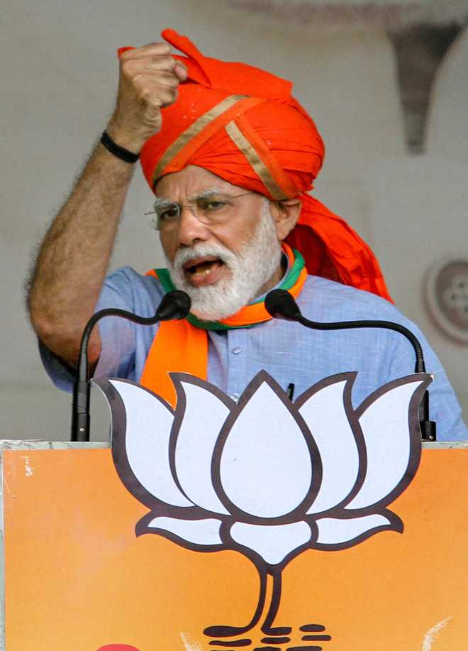 Did we deflate their nuclear threat or not? says Modi