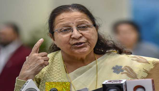 Lok Sabha Speaker Sumitra Mahajan Says There Cannot Be A Fixed Retirement Age In Politics
