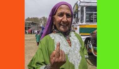 How Big Are The 2019 Lok Sabha Elections?