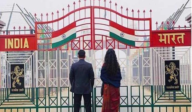 Salman Khan's First Look From 'Bharat'