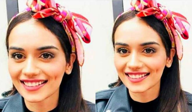 Wear Headscarf Like Manushi Chhillar