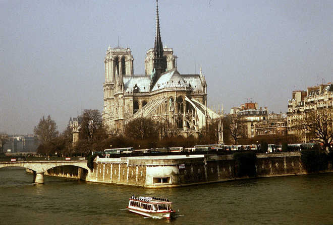 The History of Notre Dame