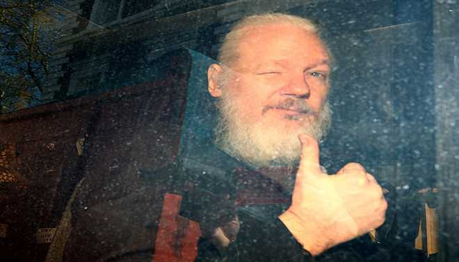 Is Julian Assange's Arrest A Threat To Free Press?