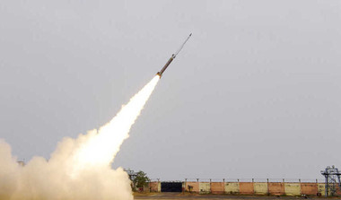India Successfully Tests Sub-Sonic Cruise Missile