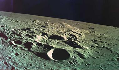 Meteoroid Strikes Depletes Water From Moon