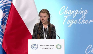 Speeches on Climate Change That Matter