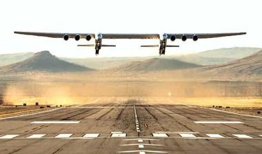 How World's Biggest Plane Took Flight