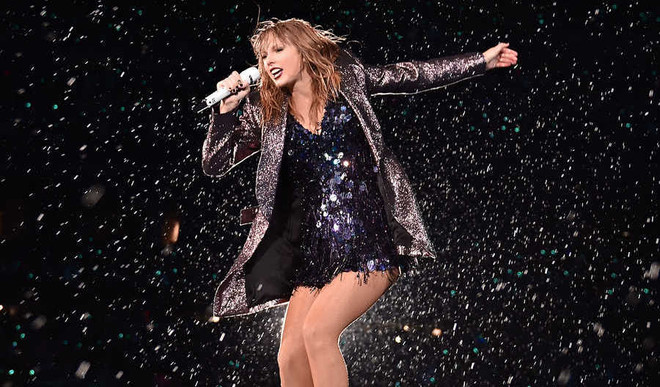 Taylor Swift All Set To Drop Something Special