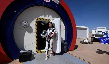Mars Base For Teens Opens In Gobi Desert