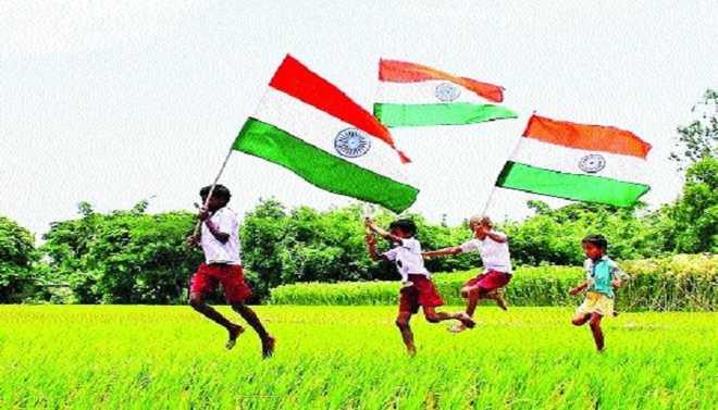 My Idea Of India