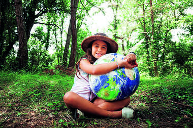 Earth Day: Be 'Down To Earth' In Life