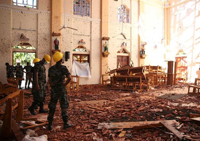 5 Indians among 290 killed In Lanka blasts