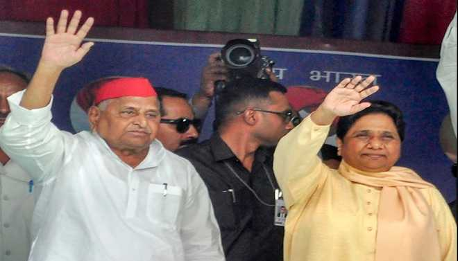 Once Arch Rivals, Mulayam Singh And Mayawati Recently Shared Stage At A Rally. Do You Think Coalition Politics Will Be A Gamechanger?