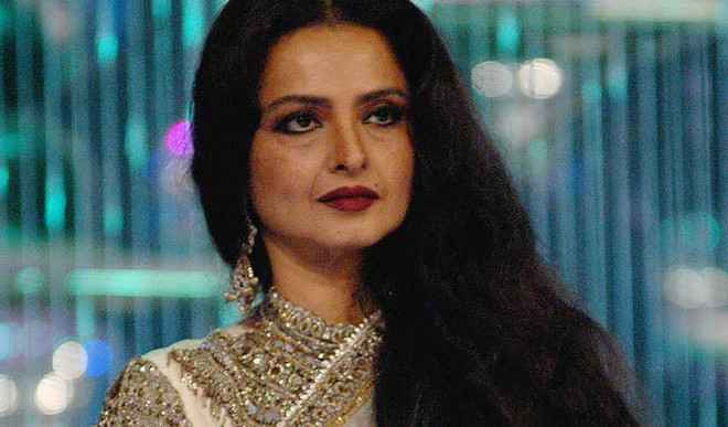 Secret Of Rekha's Timeless Beauty