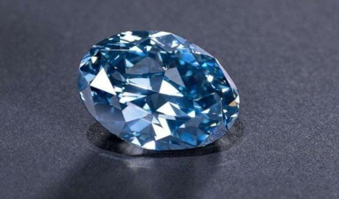 Rare 20-Carat Blue Diamond Most Expensive Ever?
