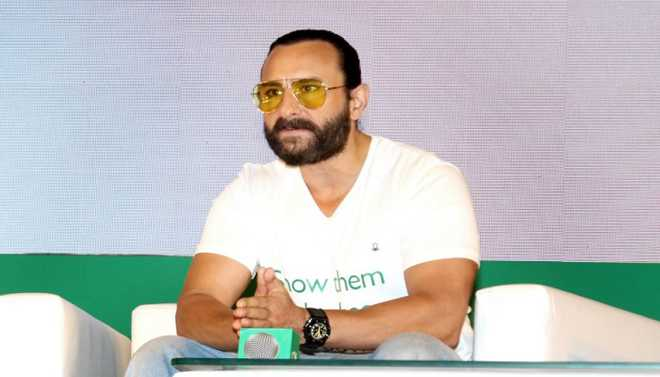 Actor Saif Ali Khan Has Urged People Of The Country To Vote. He Said Staying Away From Voting Is Not An Option As We Can make A Positive Change By Exercising Our Franchise