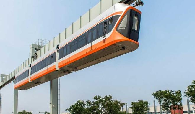 China's Driverless Sky Trains