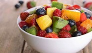 Tropical Fresh Fruit Salad Recipe