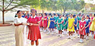 Bhoomi Ostwal Is 'Star Achiever'