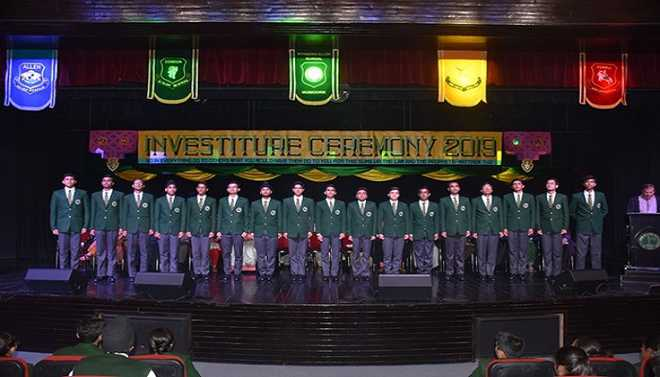 Investiture Ceremony: New School Council Ready To Discharge Duties