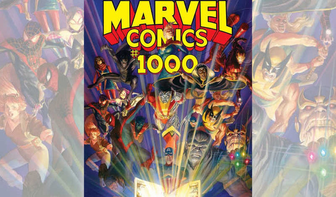 Marvel To Turn 80 This August