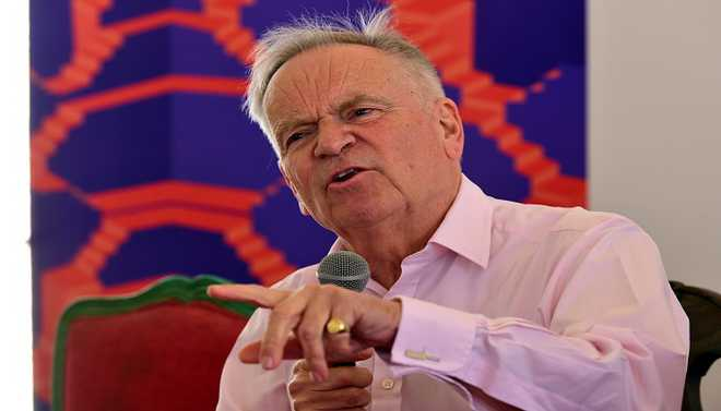 RK Narayan Deserved To Win A Nobel, Feels Noted Author Jeffrey Archer