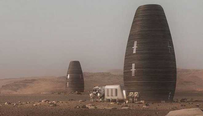 How Houses Will Look Like In Mars