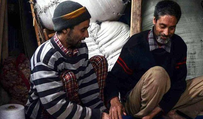 Meet Kashmir's Blind Quilt Makers
