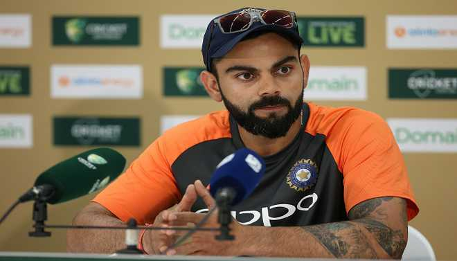 This Will Be The Most Challenging WC: Kohli