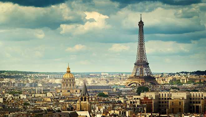 Rishav: Soaking Paris In All Its Glory