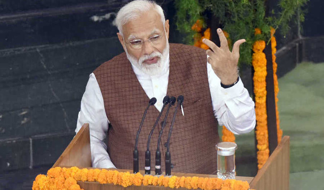Minorities Made To Live In Fear, We Must End This: PM to NDA
