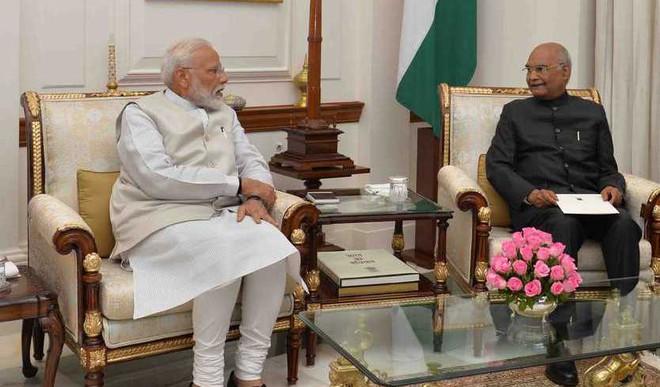 Prez Appoints Modi To Office Of PM