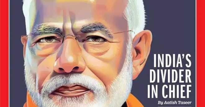 TIME's U turn: Modi's now uniter in chief