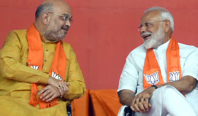 Govt Formation: Modi, Shah Hold Marathon Meet
