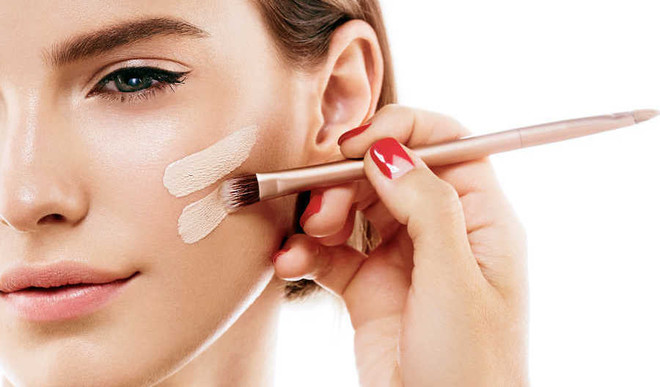 Stop Make-up From Melting In Summer