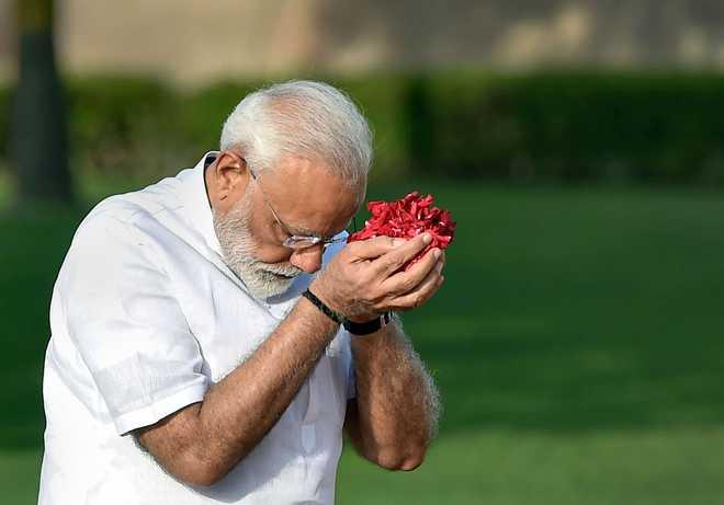 Modi 2.0 gets ready with team